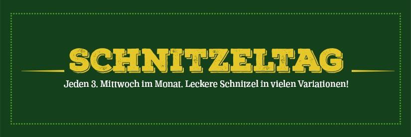 Schnitzeltag 16. November