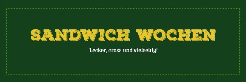 Sandwich-Wochen