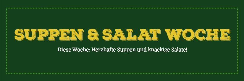 Suppen & Salat Woche