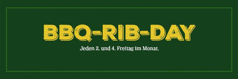 BBQ-RIB-DAY – Freitag 14. Juli
