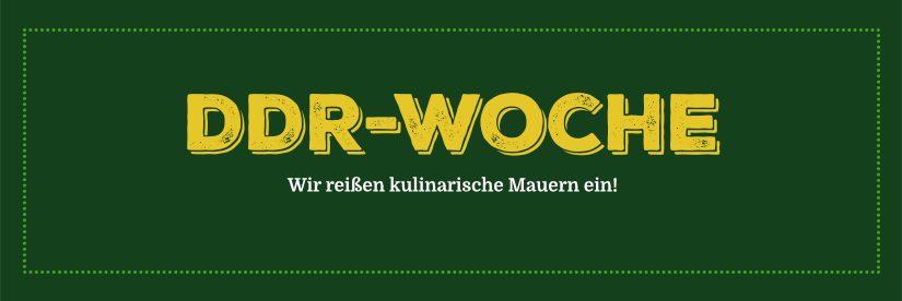 VERLÄNGERT: DDR-Woche  bis 9. März 2018