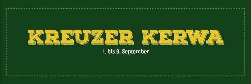 Kreuzer Kerwa 1. – 5. September